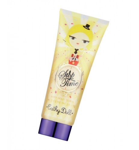 cathydoll stop time body gold scrub pic